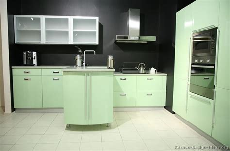 green kitchen design ideas pictures of kitchens modern green kitchen cabinets