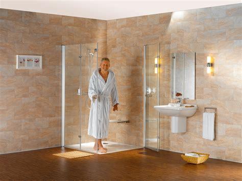 barrierefreie dusche selber bauen dusche barrierefrei haus dekoration