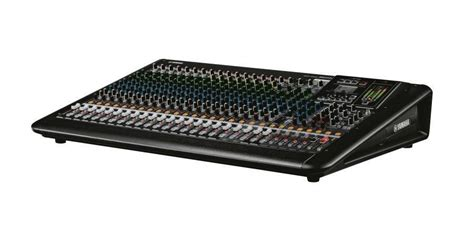Mixer Yamaha 24 Channel yamaha mgp24x 24 channel premium mixing console mcquade musical instruments