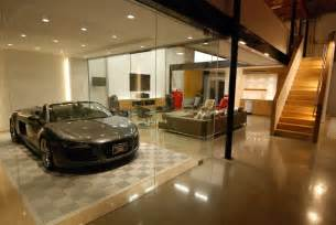 Ultimate man cave contemporary garage and shed houston by