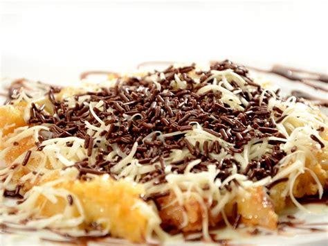 Pisang Coklat Keju Piscok Keju kedai dk pisang coklat keju