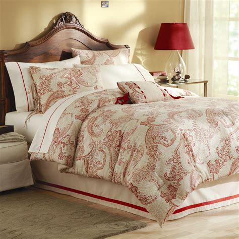 jaclyn smith bedding jaclyn smith paisley comforter set