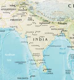 India Pakistan Map by India Pakistan Map