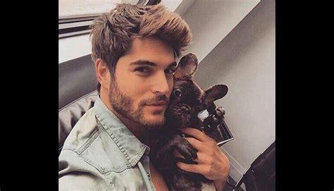 de chicos guapos del 1 al 10 apexwallpapers com hombres con barba y mascotas que son terriblemente atractivos