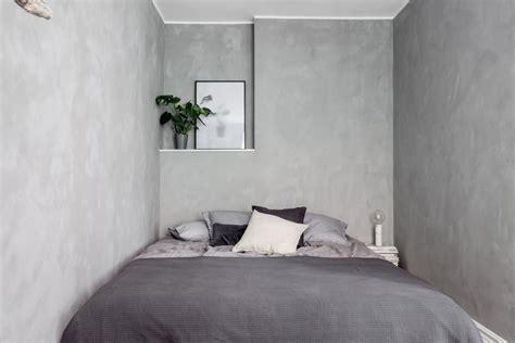 Schlafzimmer Graue Wand by Concrete Heaven Coco Lapine Designcoco Lapine Design