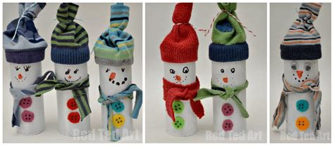 Snowman Toilet Paper Roll Craft - 18 best photos of snowman crafts for toddlers snowman