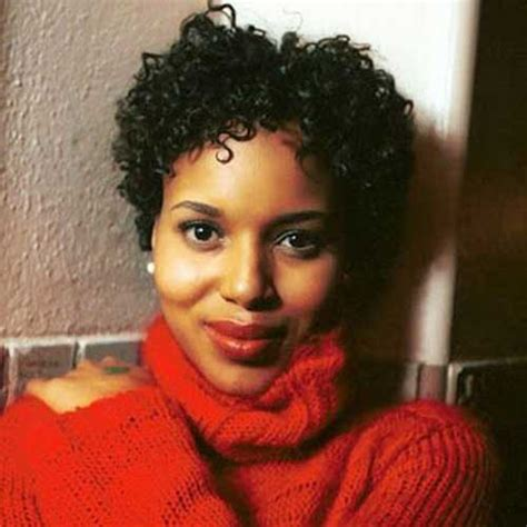 wash and wear hairstyles for black women 20 pixie cuts for curly hair pixie cut 2015