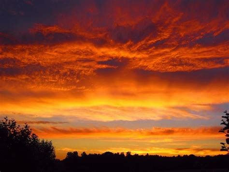 sunset orange orange sunset photo tomasz dziubinski photography