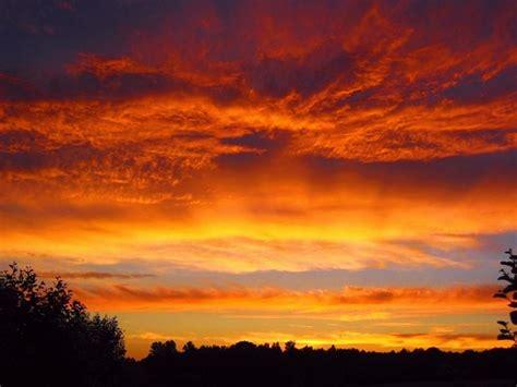 orange sunset photo tomasz dziubinski photography