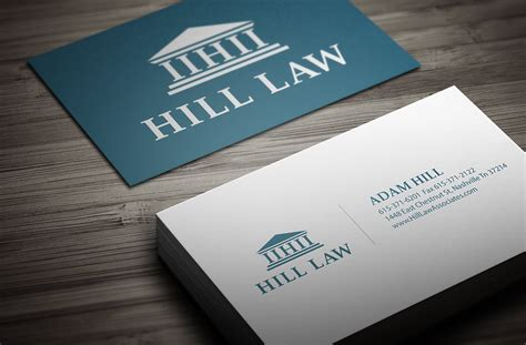 Lawyer Business Card attorney business cards business card tips