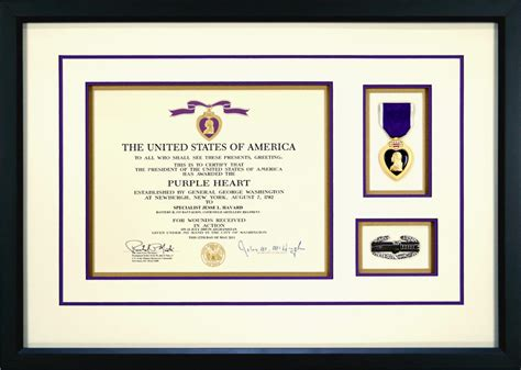 custom framed military medals and ribbons framed guidons