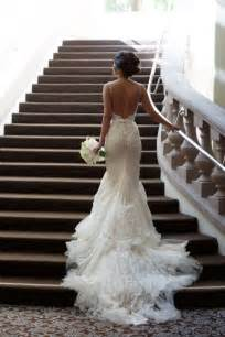 backless wedding dress bow awards the most gorgeous wedding dresses of 2014