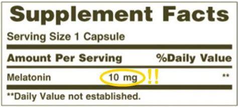melatonin overdose warning are you taking melatonin as a sleeping aid stop now