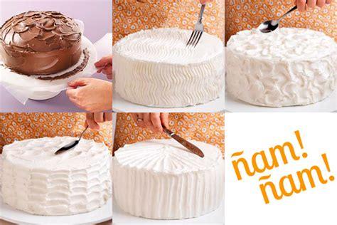 decorar tartas con buttercream trucos para decorar tartas como los profesionales