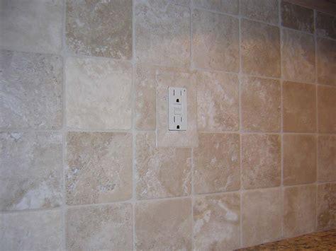 outlet covers for glass tile backsplash installing