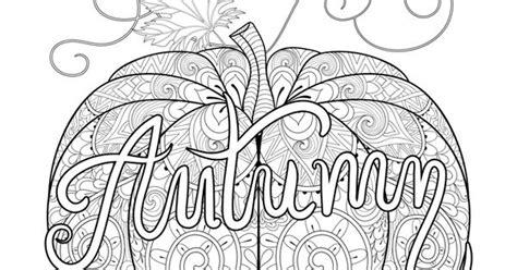 zentangle pumpkin coloring page printable fall coloring fall coloring page autumn pumpkin zentangle fall