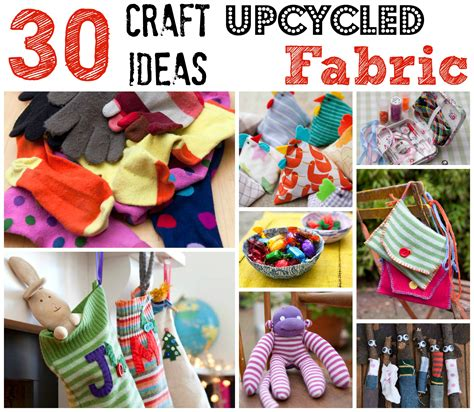 fabric crafts upcycled fabric craft ideas ted s