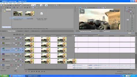 tutorial sony vegas pro 8 pdf sony vegas pro 8 9 10 montage puzzle effect tutorial