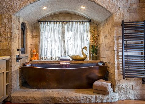 unique and exotic stone wall bathroom by arkiden124 30 exquisite and inspired bathrooms with stone walls