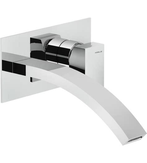 rubinetti lavabo a parete miscelatore per lavabo a parete nobili ry00198cr