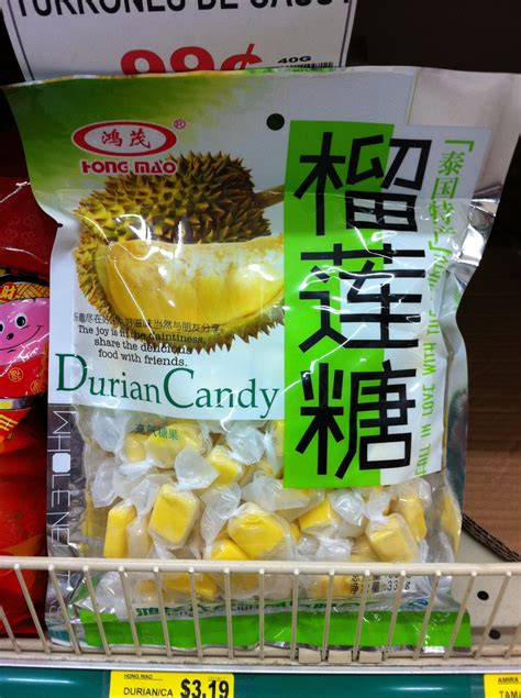 howchow durian candy  super grand sweet  souring