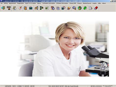 prima labolatory clinic jual software laboratorium
