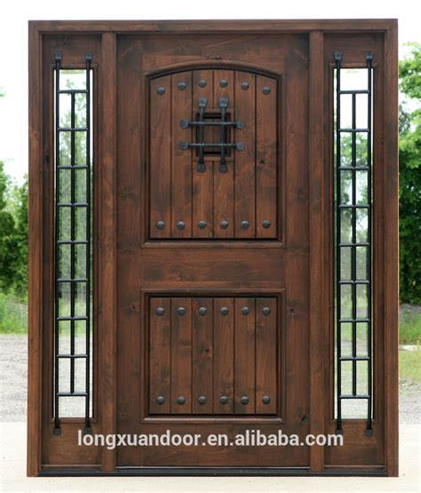 Used Front Doors Wood Wrought Iron Door Used Exterior Wood Door Front Iron Door Buy Wood Wrought Iron Door Used
