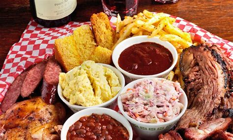 barbecue dinner memphis blues barbeque house groupon