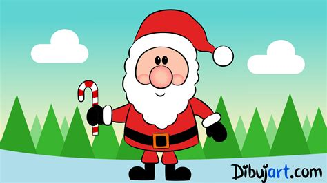 como dibujar a santa claus dibujos de navidad para c 243 mo dibujar a papa noel santa claus dibujos de