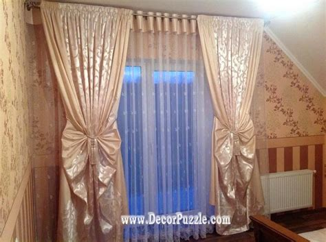 unusual draperies unique curtain designs 2015 and curtain styles embossed