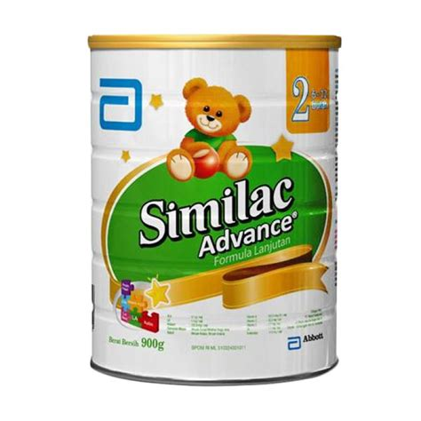 Abbott Similac Advance 2 850 Gr jual similac advance 2 formula 850 g harga