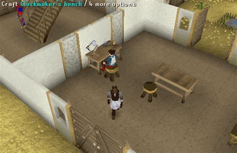 clockmakers bench cold war runescape guide runehq