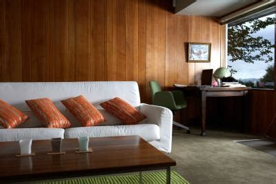 how to make wood paneling look modern how to make a wall with wood paneling look more modern