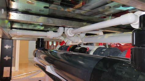 Reef Tank Return Plumbing by The High End Tank Build Of Reef 924 Part 1 Reef
