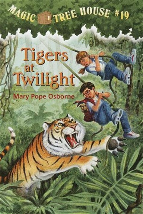 pictures of magic treehouse books books 2 magic tree house tigers at twilight by