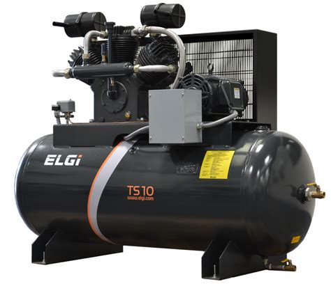elgi introduces 5 15 hp reciprocating air compressors compressed air best practices