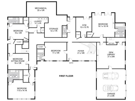 square shaped house plans small u shaped house plans u shaped house plans single