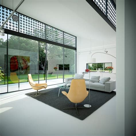 glass wall design for living room allsolutionoflife interior design ideas visualizations