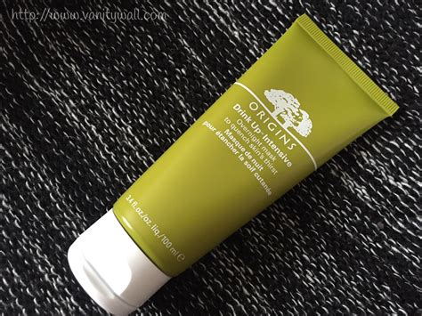 Masker Origins impression origins drink up intensive overnight mask