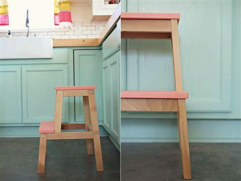 bekvam ikea painted ikea stool baby pinterest stools ikea hack