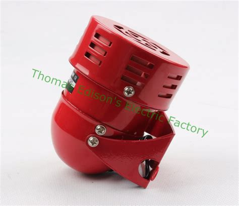Produk Istimewa Motor Siren 220v Ac Model Ms 290 120db Alarm Sound industrial siren reviews shopping industrial siren reviews on aliexpress alibaba