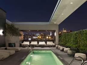 Roof Top Bar Nyc H 244 Tel Americano Ten Arquitectos