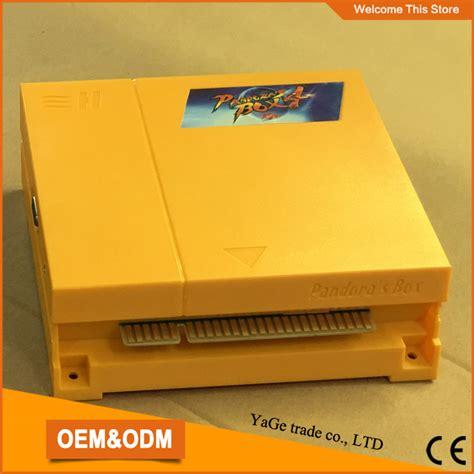 Box Serbaguna Multifunction Box 2 In 1 pandora box 4 645 in 1 jamma multi board support crt lcd for bartop upright arcade in