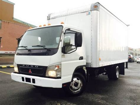 mitsubishi fuso box truck 2006 mitsubishi fuso box truck for sale by owner diesel