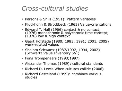 pattern variables nach parsons communicating across cultures matt cobb