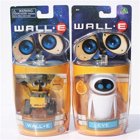 wall e figure toys 2 styles optional wall e walle