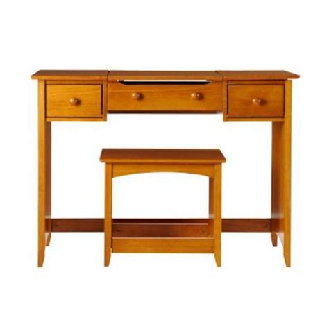 home decorators collection hawthorne 44 in w oak vanity