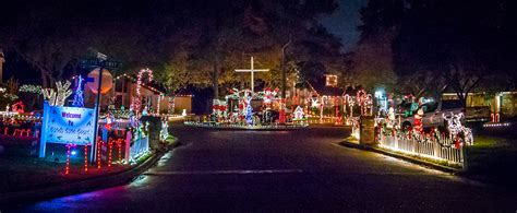 drive thru christmas lights in cleveland tx