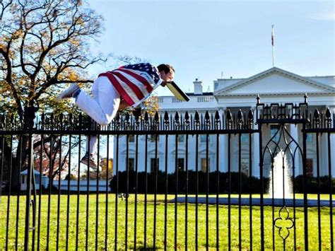 dogs in the white house donald trump jabs barack obama for taller fence around white house breitbart