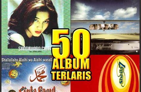 musik terlaris album album terlaris indonesia tahun 1990 2000 mario s world 50 album indonesia terlaris sepanjang masa